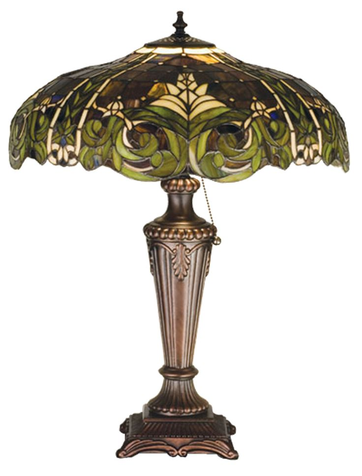Tiffany+Table+Lamps | Home > Lamps > Table Lamps > Standard Table Lamps > Meyda 30386