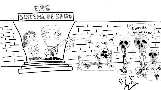 Caricatura | Las EPS siguen en lo mismo