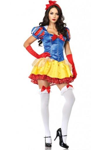 $27.99 Sexy Snow White Costume