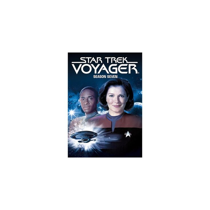 Star Trek: Voyager - Season Seven (Dvd)