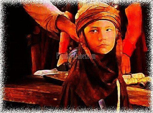 El Evangelio Árabe de la infancia de Jesús es un texto apócrifo escrito por Santo Tomás.En él se narra la vida del pequeño Jesús en Egipto
