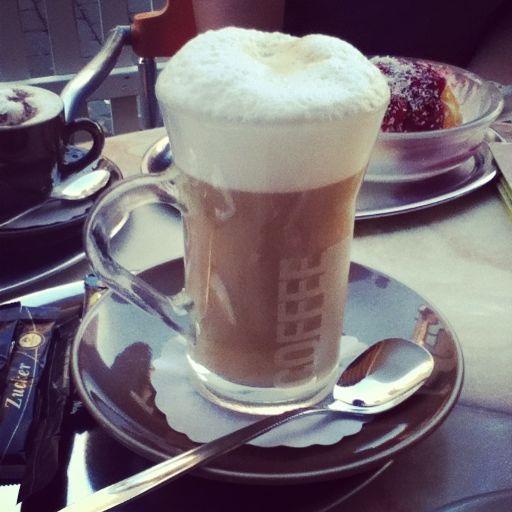 Coffee baumholder Germany... The first place I ever heard of drinking an espresso or Cappucino