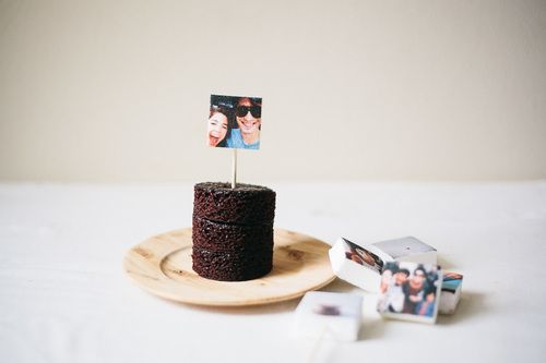 MARSHMALLOW INSTAGRAM CAKE TOPPERS