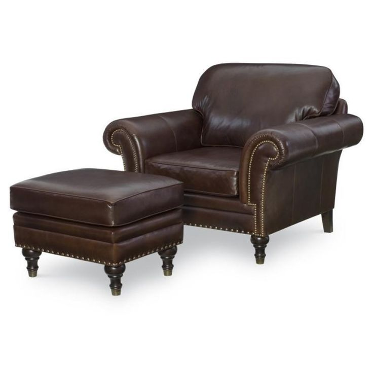 best 25+ leather chair with ottoman ideas on pinterest | diy