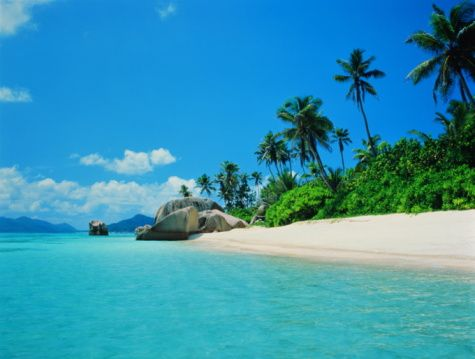 Mui Ne, Tropical Beach in Vietnam