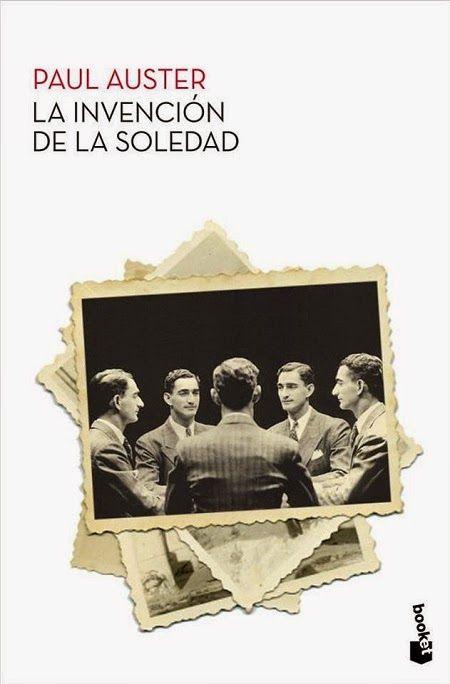 """Una mañana de enero de 1979, Paul Auster se enteró de que su padre había muerto. Y comenzó a escribir """"La invención de la soledad"""" , una historia entre la memoria, el ajuste de cuentas y la investigación de la «novela familiar»."""