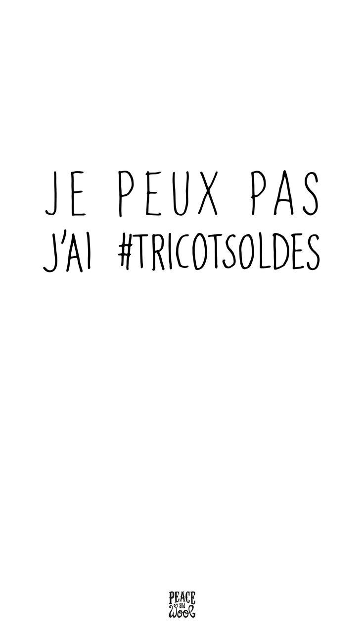 #tricotsoldes @peaceandwool https://peaceandwool.com