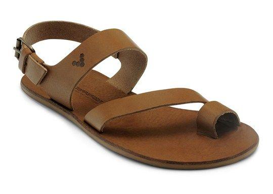 V pavučině: Barefoot sandály pro dospělé