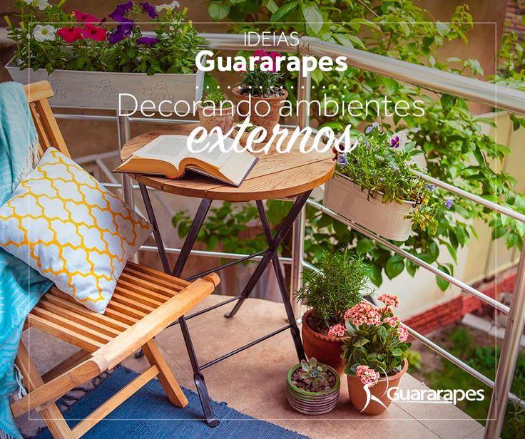 Uma ótima dica para decorar ambientes externos: móveis rústicos e muitas cores são a combinação perfeita para o cantinho da sua casa. Deixe o sol entrar!  #decoraçãoMDF #decoração #DesignInteriores #padrõesMDF #homedecor #peçasMDF #moveisMDF #paineisMDF #ambientes #externos