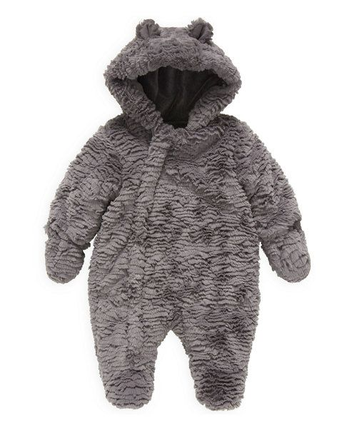 Fluffy Snowsuit http://www.parentideal.co.uk/mothercare---baby-clothes.html