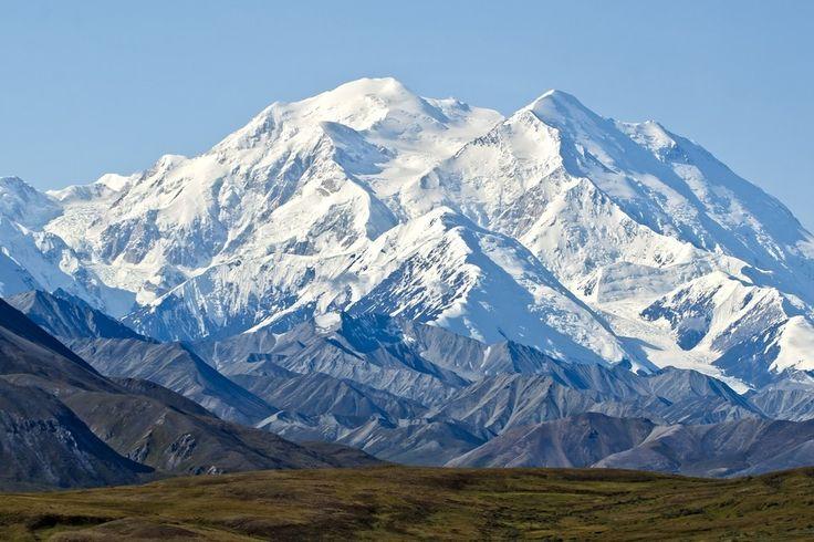 北米最高峰マッキンリー(6168メートル)をアラスカ先住民の呼び名「デナリ」に改称 米政府発表