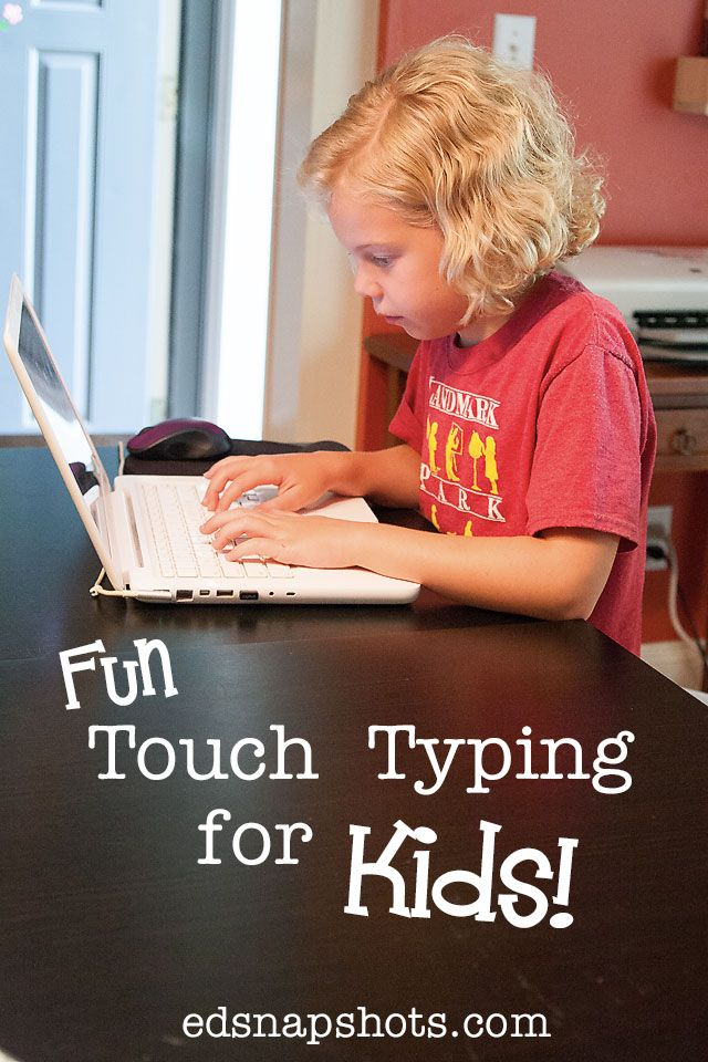 Fun Touch Typing Course for Kids 45