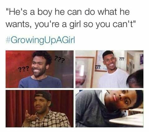 -_- lol growing up with brothers and guy cousins