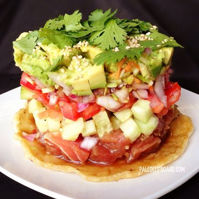 25 best ideas about ahi poke on pinterest poke recipe for Recipes for tuna fish