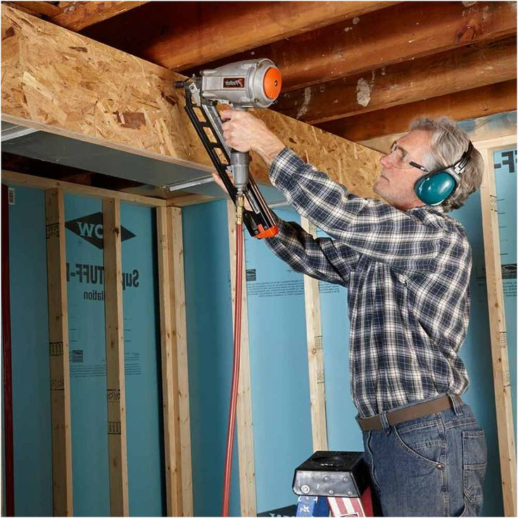 basement finishing tips basements oriented strand board and from Framing Soffits In Basement