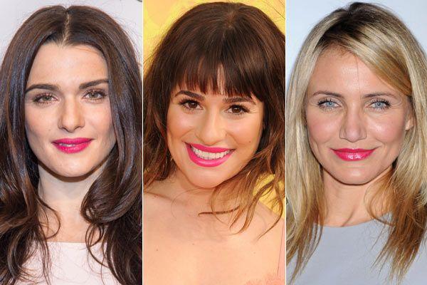 ¡Labios de fresa! #fucsia #lips #makeup