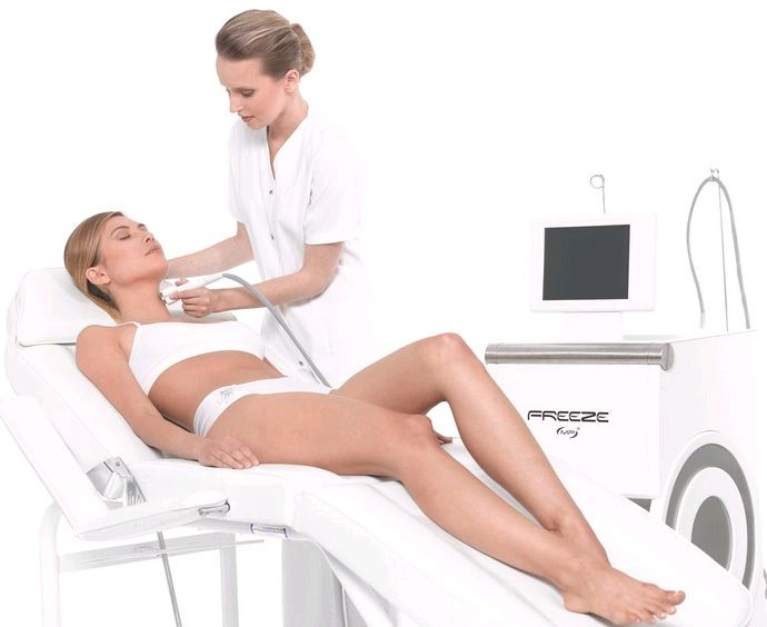 Our Venus Freeze treatment works by incorporating Multi-Polar Radio Frequencies and Magnetic Pulsed Fields into one device, delivering it safely and effectively to the patient. To know more, please watch this video: http://bit.ly/LAznyD #weightloss