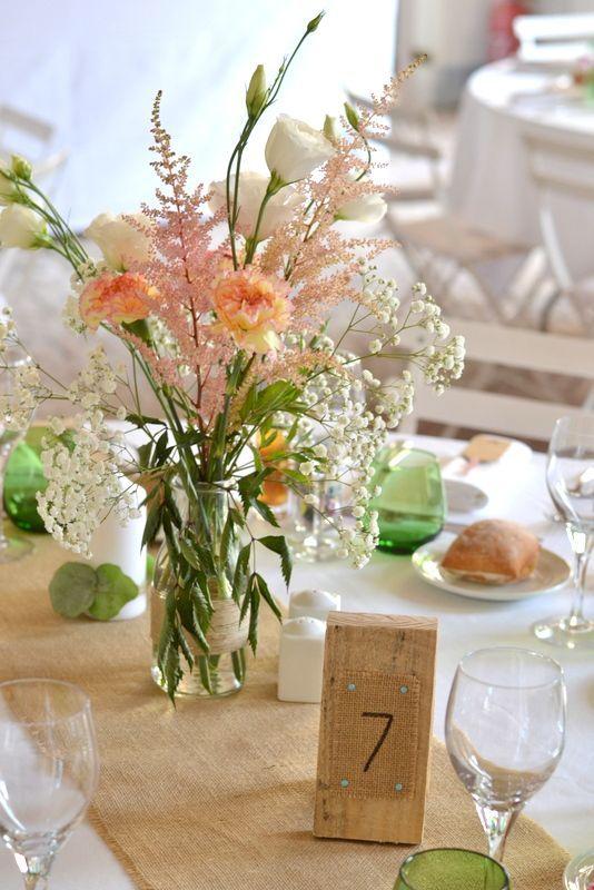 les 50 meilleures images du tableau deco sur pinterest mariage champetre mariages et rustique. Black Bedroom Furniture Sets. Home Design Ideas