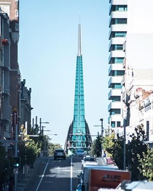 The Bell Tower - Perth City