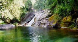 Cachoeiras em Visconde de Maua