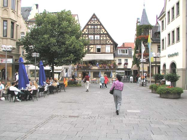 Hotels In Bad Kissingen