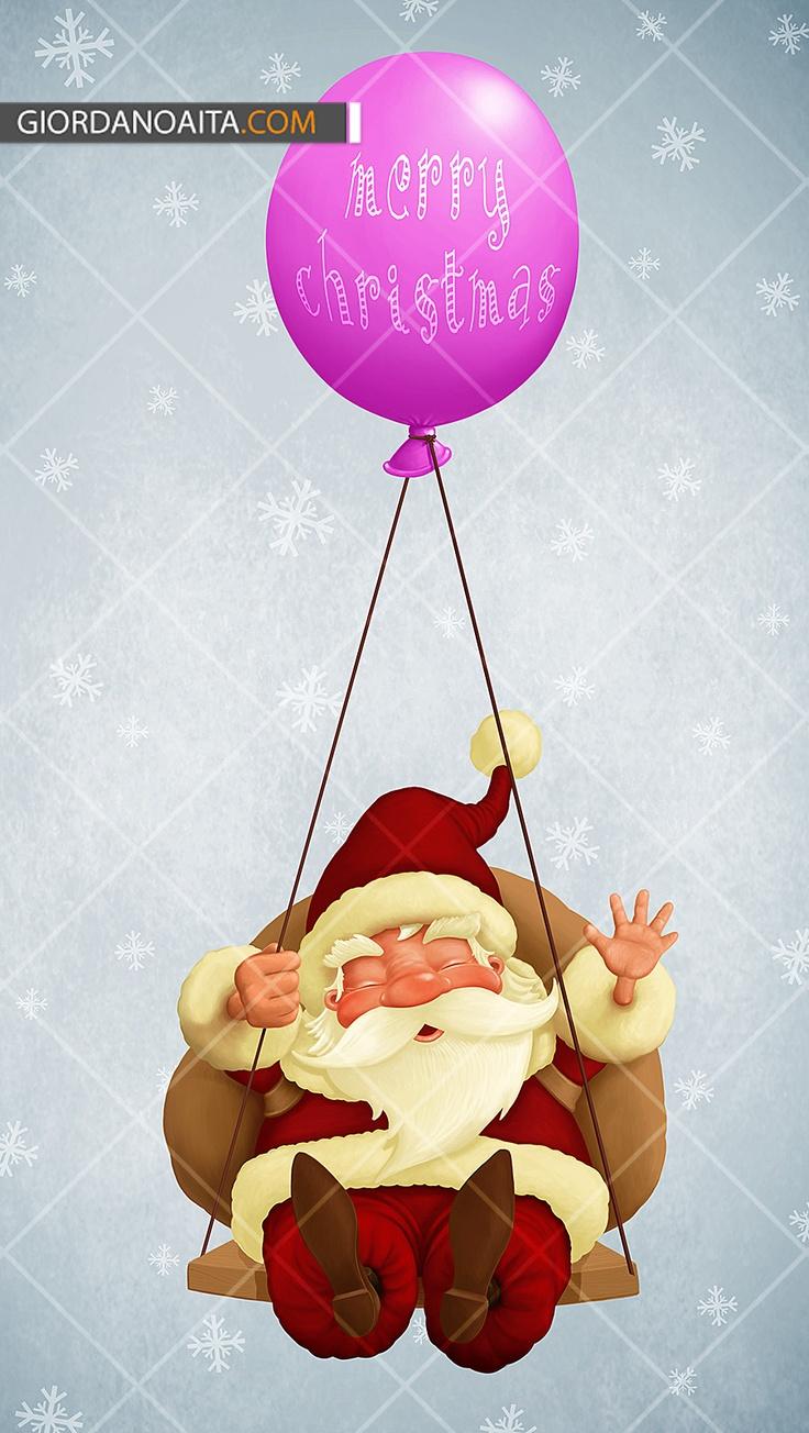 Santa Balls - © Giordano Aita - All right reserved     http://it.fotolia.com/p/120313/partner/120313