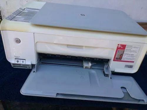 Impresora Hp Photosmart C3100 All In One Series 400 Series