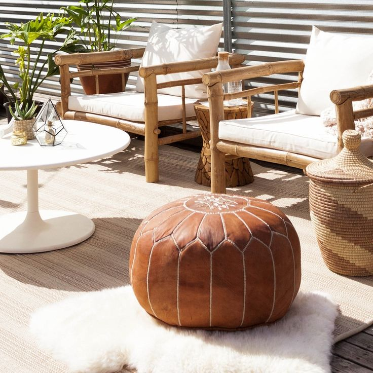 40 Best The Leather Puf Images On Pinterest Bedrooms Homes And My Cool Nuloom Moroccan Pouf