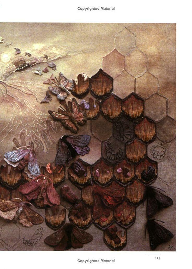 The Art of Annemieke Mein: Wildlife Artist in Textiles: Annemieke Mein: 9780855329778: Amazon.com: Books