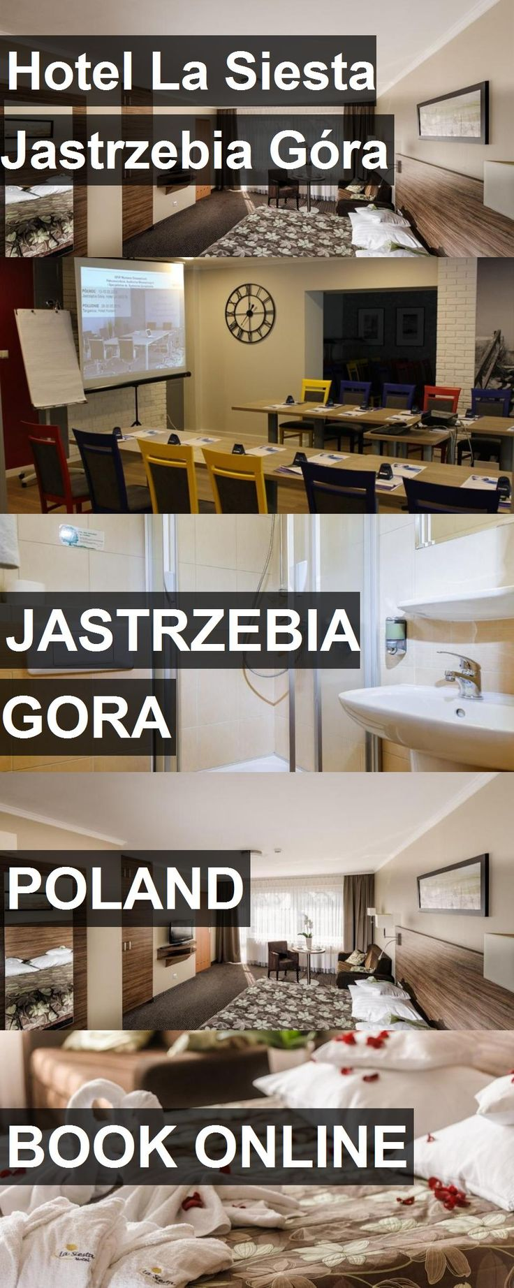 Hotel La Siesta Jastrzebia Góra in Jastrzebia Gora, Poland. For more information, photos, reviews and best prices please follow the link. #Poland #JastrzebiaGora #travel #vacation #hotel