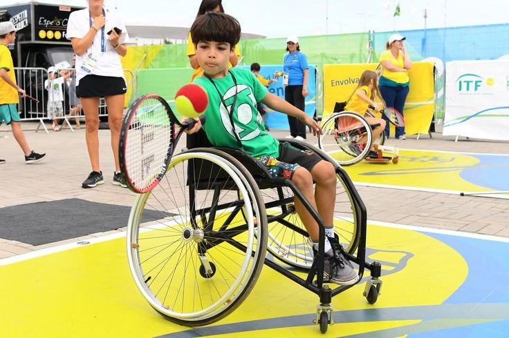 Η #Paralympics ετικέτα στο Twitter