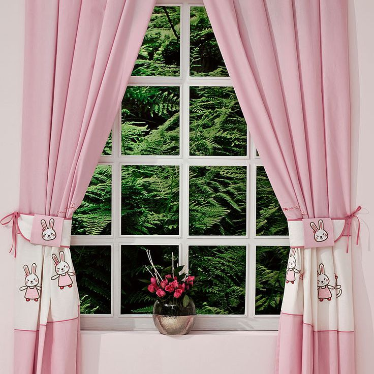 Bebek Odası Perdesi - Lily Milly 140 X 260 cm boyutlarında. #bebekodası #perde #dekorasyon   #dekoratif #curtain #bebekodasıdekorasyon