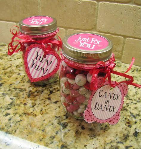 Valentines Teacher Gift