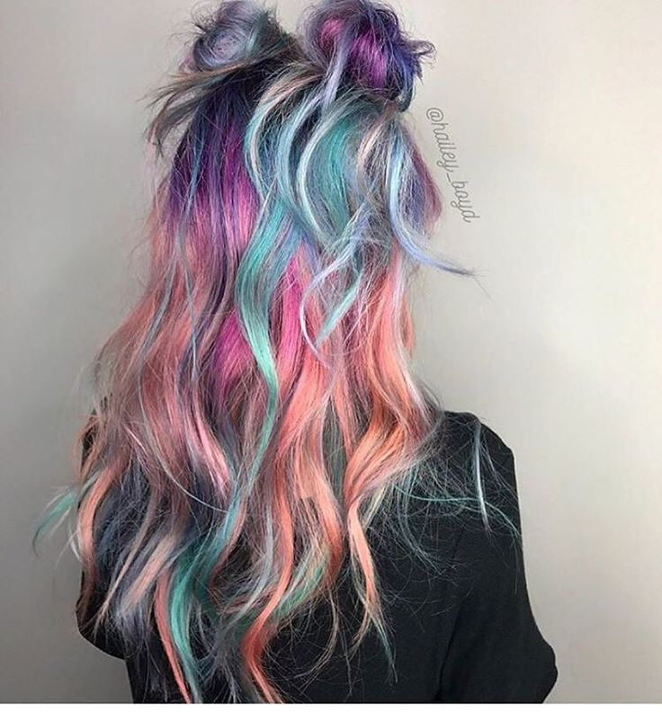 """8,115 Likes, 60 Comments - Pulp Riot Hair Color (@pulpriothair) on Instagram: """"@hailey_boyd from @parlour.eleven is the artist... Pulp Riot is the paint. #pulpeleven"""""""