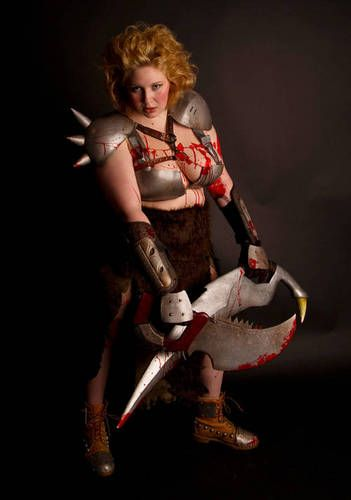Post-Apocalyptic Barbarian Costume (lots o' pics) - CLOTHING