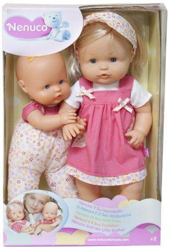 Mejores 23 imágenes de Nenucos en Pinterest | Muñecas de bebés ...