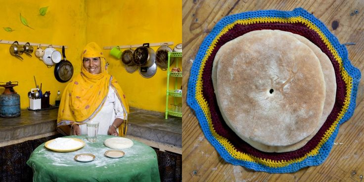 from Delicatessen with Love by Gabriele Galimberti documenting grandma's around the world and their food. Brilliant!