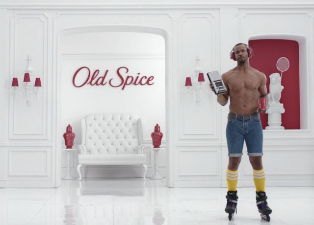 Old Spice Is Back With Another Set Of Viral Things — This Time, It's Prank Websites | TechCrunch