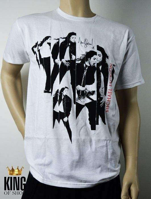 Back in Stock by popular demand: MJ ONE Invincible T-Shirt!  http://www.king-of-shop.com/product/mj-one-invincible-t-shirt/
