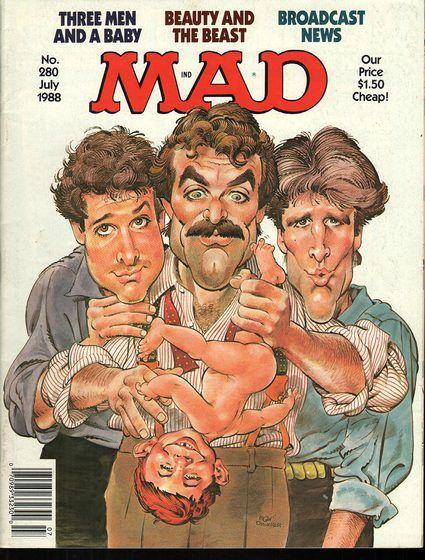 Mad July 1988
