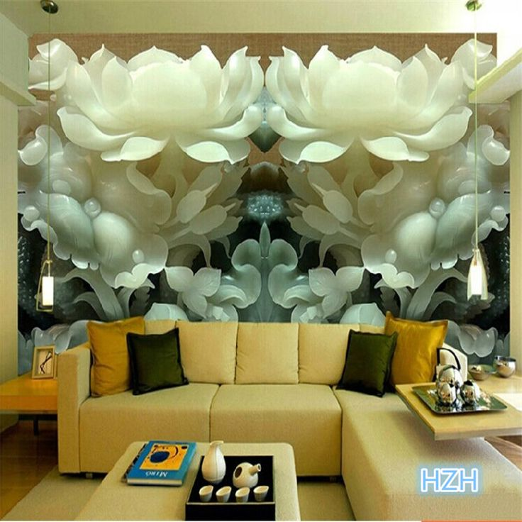 30 best images about papel de parede 3d on pinterest for Cheap living room wallpaper