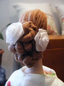Tilda hair