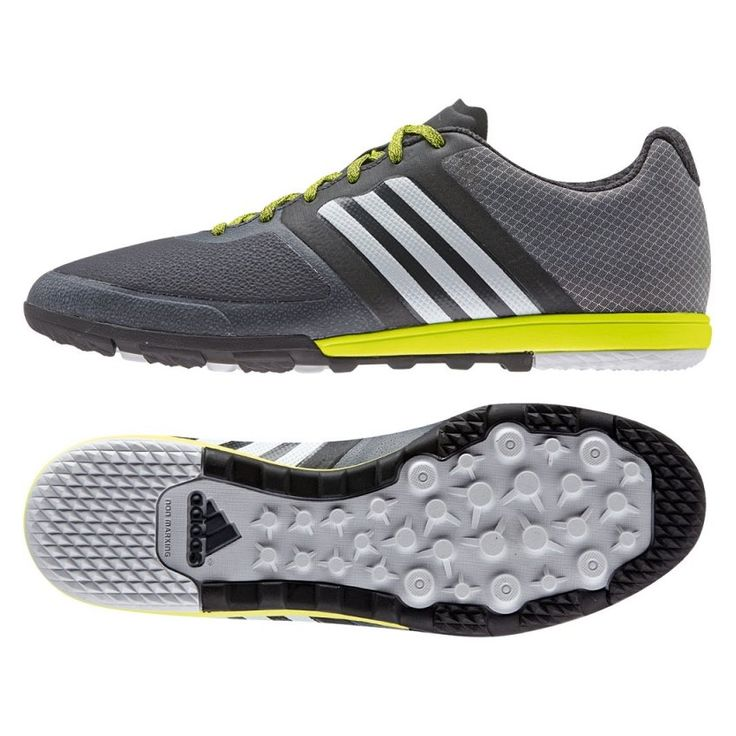 Designed to control the game, the Adidas ACE 15.1 turf soccer shoes use a soft synthetic upper and are grip on the outsole. Order your adidas turf soccer shoes today at SoccerCorner.com http://www.soccercorner.com/Adidas-ACE-15-1-CG-Turf-Soccer-Shoe-p/st-adb32879.htm