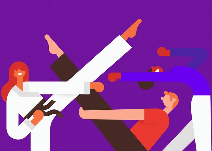 Philipp Dornbierer, aka Yehteh, is a talented independent illustrator from Switzerland. His unique geometric and minimalist image making style has led to commissions from clients including Google, The New York Times, Airbnb, Adidas, IBM and Bloomberg. More illustrations via YCN