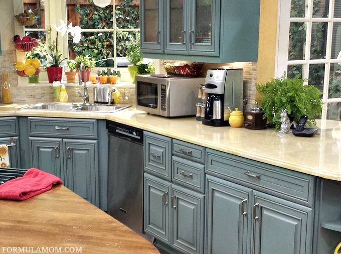 paint color schemes kitchen visiting the set of abc family s amp joey 3919