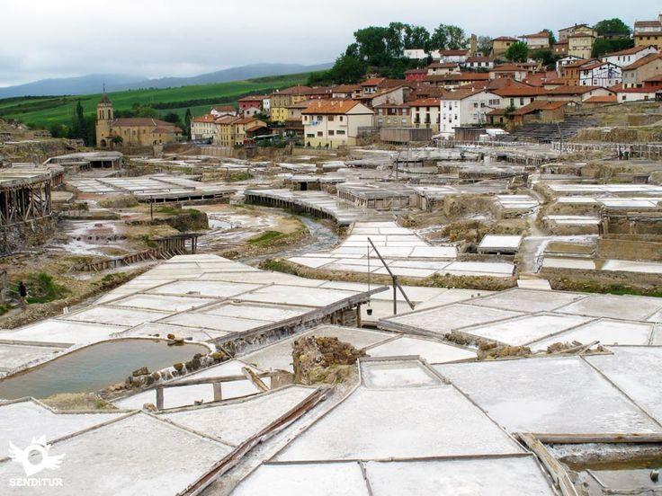 Todo parece indicar que el Valle Salado tiene una antigüedad de más de 6.500 años.
