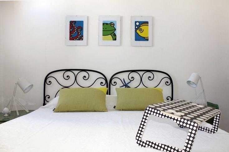 Una nuova casa con 700 euro: la camera matrimoniale   A Casa di Ro