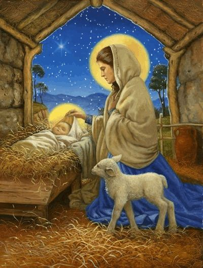 Jesus birth pictures