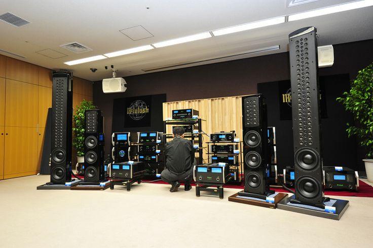 Mcintosh Sound System Mcintosh At Tias 2011