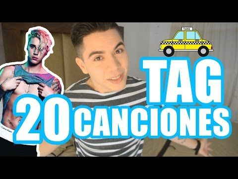 TAG 20 CANCIONES | Juan de Dios Pantoja - YouTube